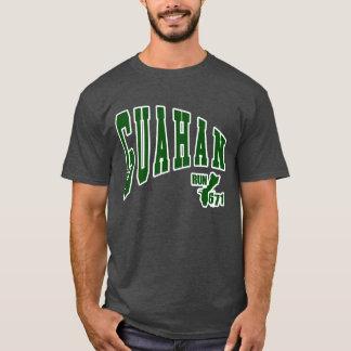 GUAM RUN 671 Guahan Pennant T-Shirt