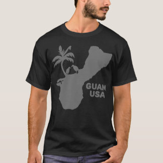 GUAM RUN 671 Koko Island T-Shirt