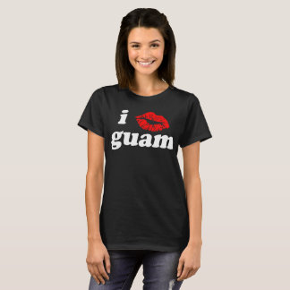 GUAM RUN 671 Lips I T-Shirt