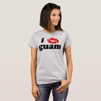 GUAM RUN 671 Lips II T-Shirt