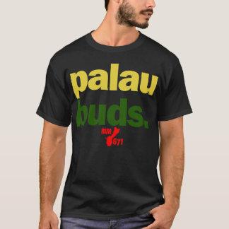 GUAM RUN 671 Palau Buds T-Shirt