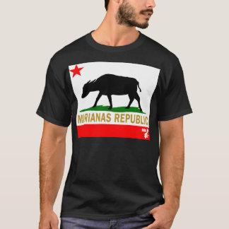 GUAM RUN 671 The Marianas Republic T-Shirt