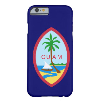 Guam Seal Barely There iPhone 6 Case