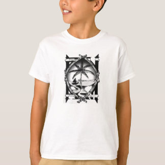 Guam seal clothing and accessories T-Shirt