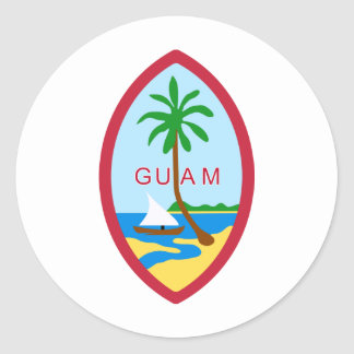 Guam Seal GU
