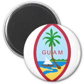 Guam Seal GU Magnet