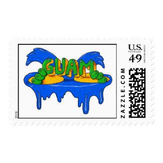 Guam Stamp