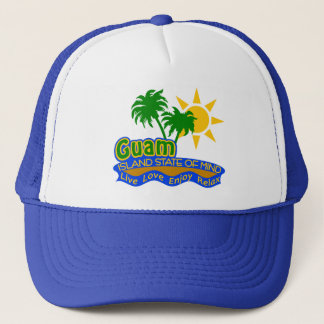 Guam State of Mind hat - choose color