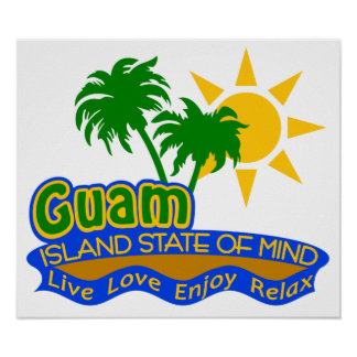 Guam State of Mind poster
