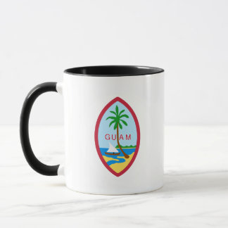 Guam Territory Seal Mug
