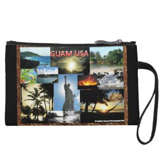 Guam USA Wristlet