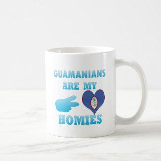 Guamanians are my Homies Mug