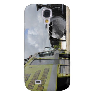 Guam's WONPAT Airport Galaxy S4 Case