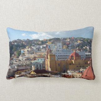 Guanajuato City Mexico Lumbar Pillow