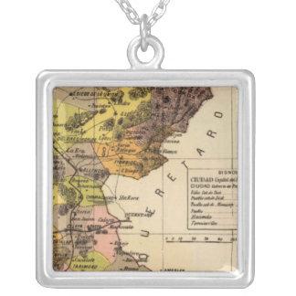 Guanajuato, Mexico Silver Plated Necklace