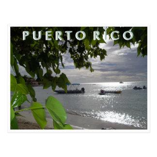 Guanica Bay: Puerto Rico Postcard