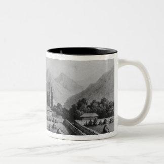 Guanta , from 'Historia de Chile', 1854 Two-Tone Coffee Mug