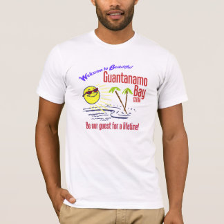 Guantanamo Bay T-Shirt