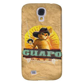 Guapo Gato Galaxy S4 Case
