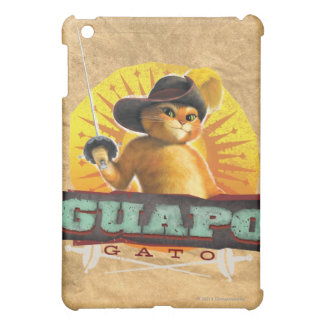 Guapo Gato iPad Mini Cases