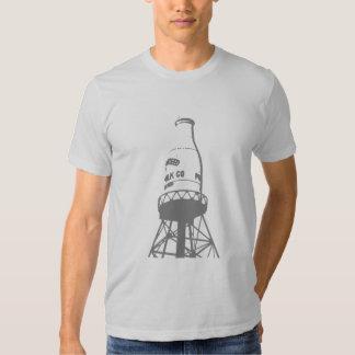 Guaranteed Pure Milk Bottle T Shirts