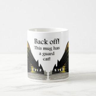 Guard cat / Alert cat Coffee Mug