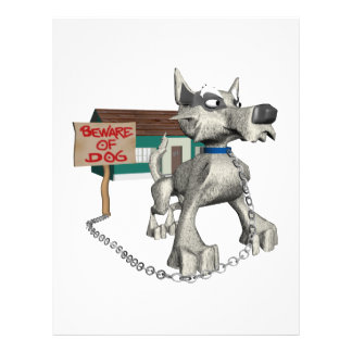 Guard Dog Flyers