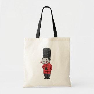 """Guard"" ferret Tote Bag"