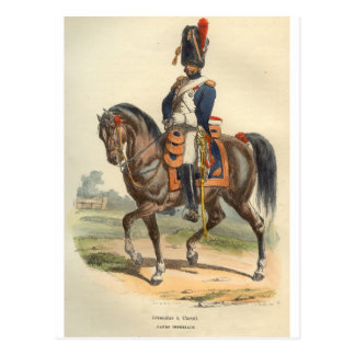Guard Horse Grenadier Post Card