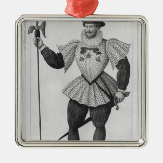 Guard of the provostship of Paris Christmas Ornament
