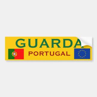 Guarda (Portugal) Bumper Sticker