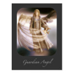 Guardian Angel and Child Postcard