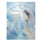Guardian Angel Blessings Postcard