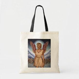 Guardian Angel: Budget Tote Budget Tote Bag