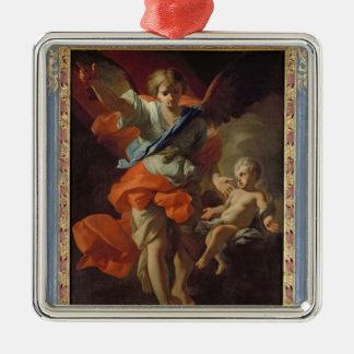 Guardian Angel, c.1685-94 Christmas Ornament