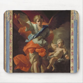 Guardian Angel, c.1685-94 Mouse Pad