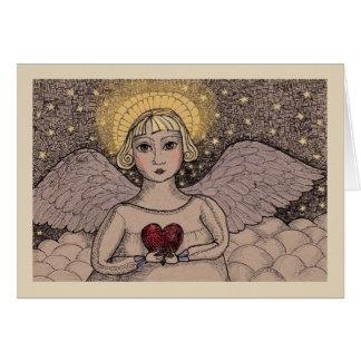 Guardian Angel Card