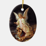 Guardian Angel Christmas Tree Ornament