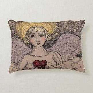 Guardian Angel Decorative Cushion