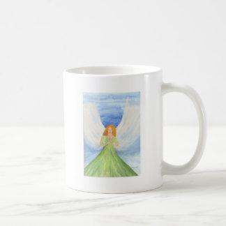 Guardian Angel home decor Basic White Mug