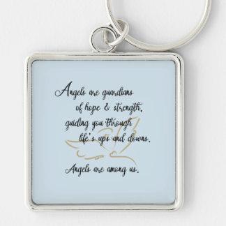 Guardian angel key chain... key ring