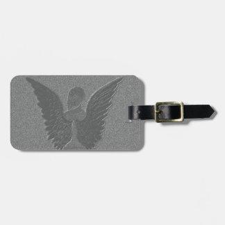Guardian Angel Luggage Tag