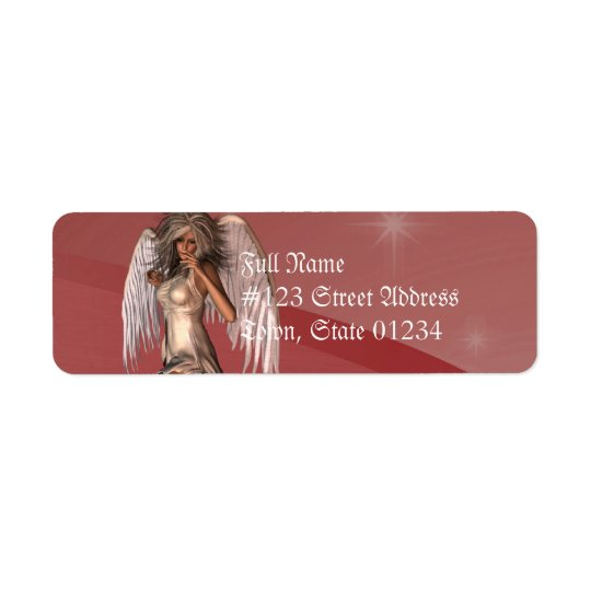 Guardian Angel  Mailing Labels
