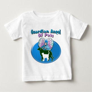 Guardian Angel Of Pets Baby T-Shirt
