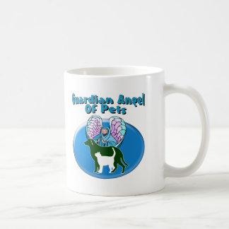 Guardian Angel Of Pets Basic White Mug