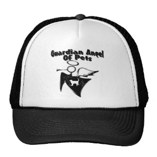Guardian Angel Of Pets Hats