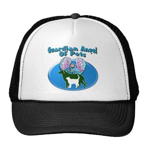 Guardian Angel Of Pets Trucker Hat