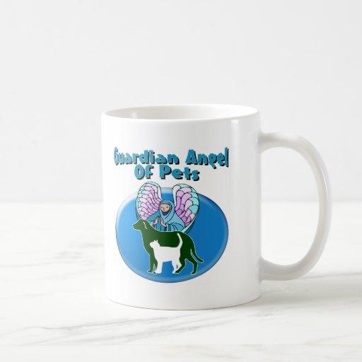 Guardian Angel Of Pets Mug