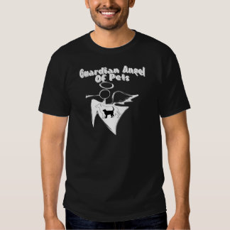 Guardian Angel Of Pets T-shirt