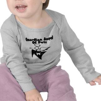 Guardian Angel Of Pets Tee Shirt
